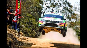 Marquito Bulacia conquista  el Rally Codasur 2019