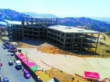 Mercado espera firma para iniciar obras