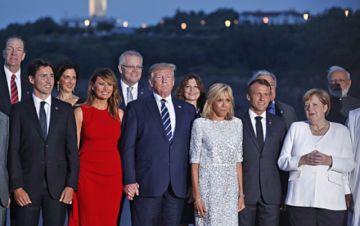 La Cumbre del G7 llega fraccionada a su epílogo