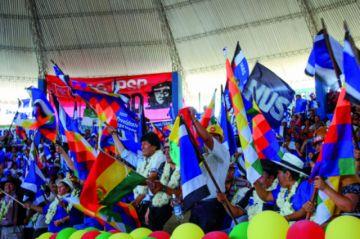 Elecciones: El MAS orienta campaña hacia Chuquisaca