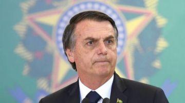 Bolsonaro dice que aceptará ayuda del G7 si Macron se retracta