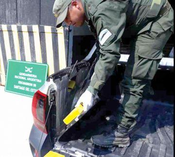Detienen a hombre boliviano con  droga en Argentina
