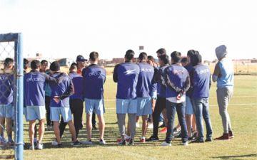 San José suspende  el reinicio de sus entrenamientos