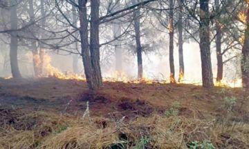 Villa Serrano mantiene vigilia después del fuego