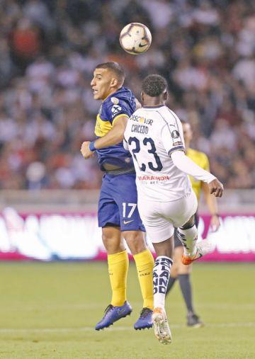 "Boca juega y avizora ""semis"""