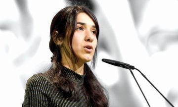 "Nadia Murad encabezará la ""Caminata por la Paz"""