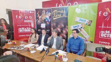 La Fexpo Sucre fija precios de entradas