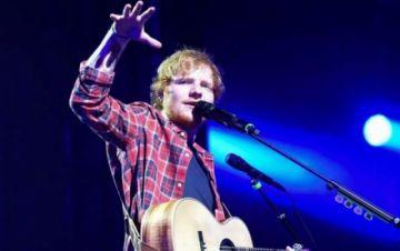 Ed Sheeran anuncia que se aleja temporalmente de los escenarios