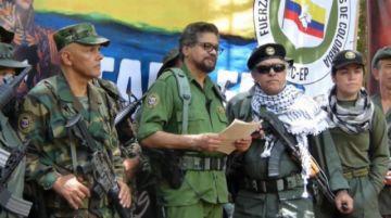Disidente de las FARC anuncia que retoma las armas en Colombia