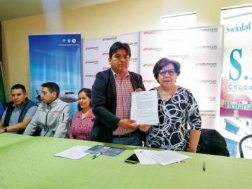 La SIB accede a descuentos en Amaszonas