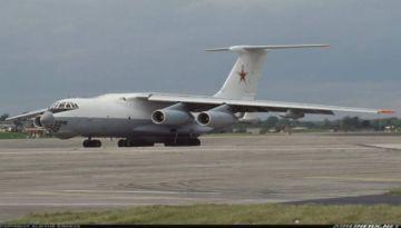Llegará un avión ruso con capacidad de 50.000 litros de agua para combatir los incendios