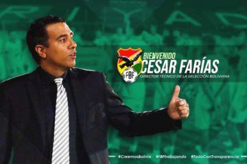 Venezolano Farías es nombrado oficialmente DT de la selección