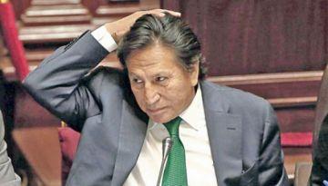 Juez mantiene  detención para Alejandro Toledo