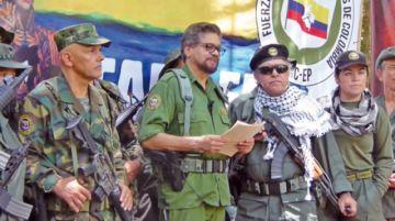 Los radicales de las FARC quiebran proceso de paz