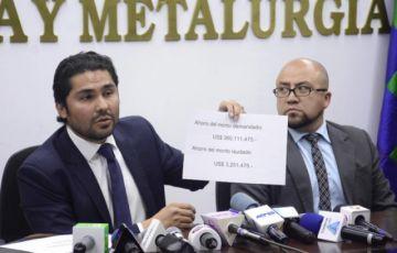 Cierra arbitraje de Mallku Khota con un pago de $us 25,5 millones