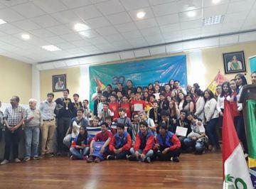 Bolivia consigue bronce  en Olimpiada de Matemática