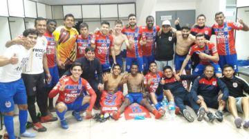 Yacuiba: Universitario golea a Fortaleza y calienta el torneo