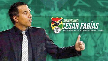 Farías ya es el nuevo entrenador de la Verde