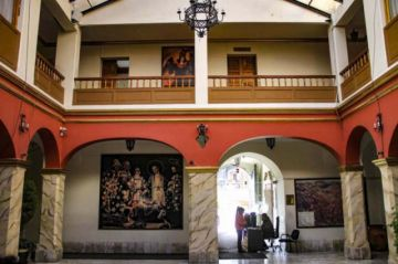 De Cabildo a Museo Histórico