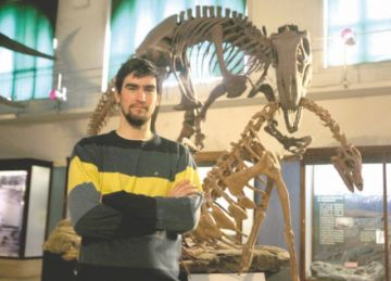 Argentina emprende cruzada paleontológica por sobrevivir