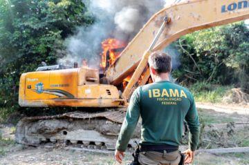 El fuego, la violencia, y la minería ilegal afectan a Amazonía