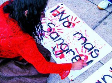 Suben a 84 los feminicidios y a 603, violaciones a niños
