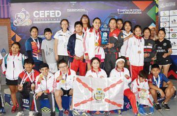Bádminton: Chuquisaca se corona campeón nacional