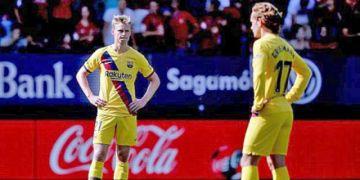 El Barcelona no pudo derrotar al Osasuna