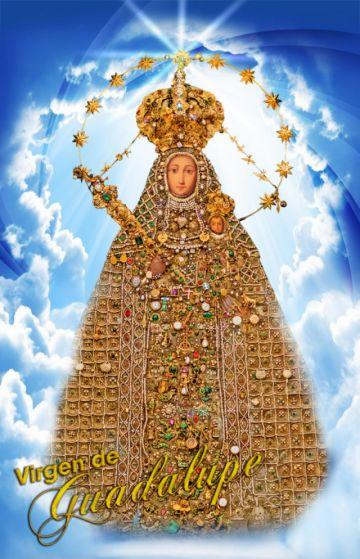 Estampa de Guadalupe circulará con este diario