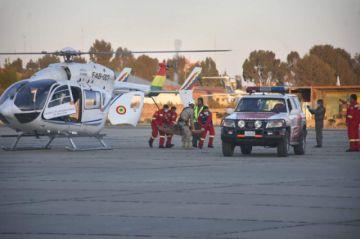 Confirman la muerte de bombero desaparecido en Coroico
