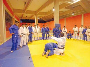 Judo quiere resurgir