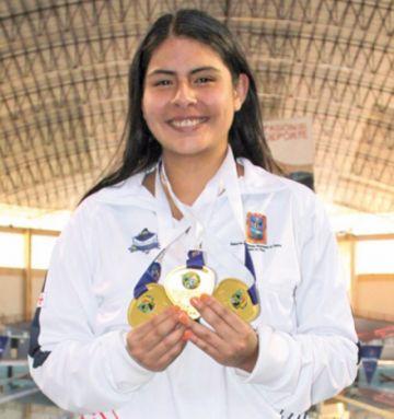 Brazadas de oro para Chuquisaca y Bolivia