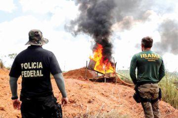 Brasil: Bajan los incendios y dan respiro a Bolsonaro