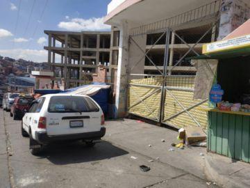 Instalan faenas en Mercado San Antonio
