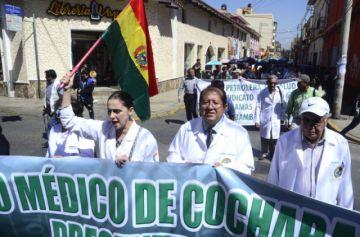 TCP reconoce derecho a la huelga de médicos, pero la medida no puede ser indefinida