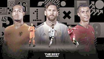 """""""The Best"""" ya tiene finalistas"""