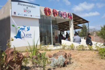 Inauguran en Sucre la tercera escuela gastronómica Manq'a