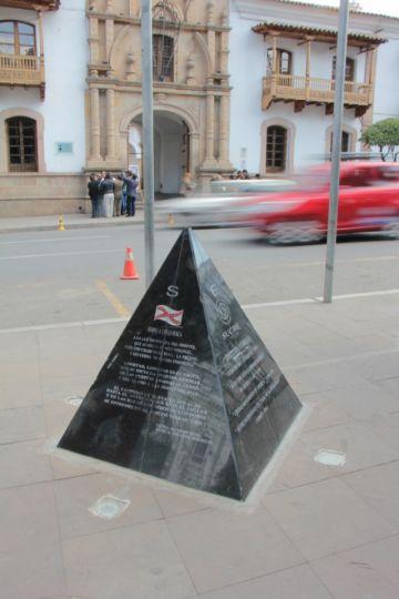 No hay responsables por información en pirámide