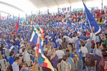 MAS admite apoyo  para fortalecer su campaña en Sucre