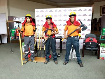 Fancesa aporta a SAR Bolivia filial Chuquisaca
