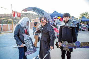 Fans de la cultura japonesa y el anime