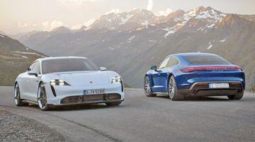 Porsche inicia nueva era con su primer auto eléctrico
