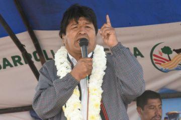 Evo viajará a Colombia para participar en cumbre por la Amazonía