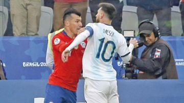 Argentina-Chile, otro clásico