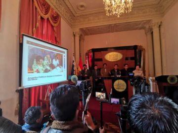Gobernación acusa a Condori de maniobrar paro con Comunidad Ciudadana