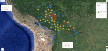 Chiquitanía: El Gobierno ya gastó $us 11 millones