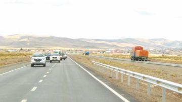 Se inaugura la carretera Caracollo-Confital