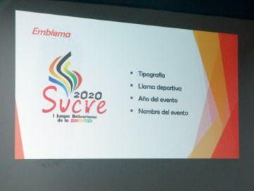 Juegos comenzarán a promocionarse en Sucre