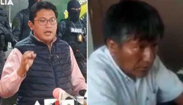Anuncian proceso disciplinario contra policía que filmó a Gobernador ebrio