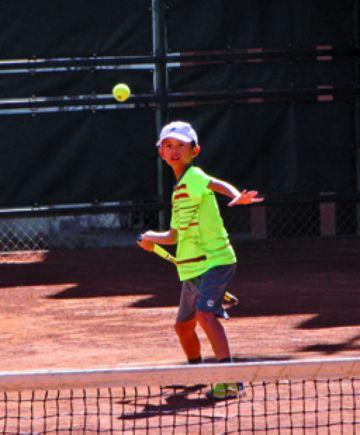 Sucre organiza Nacional de tenis con cinco ciudades
